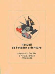 Recueil de l'atelier d'écriture 2008-2009